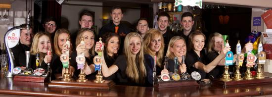 The George Hotel: Staff