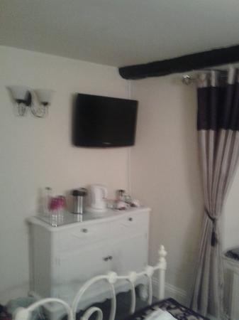Red Lion Inn: Bedroom
