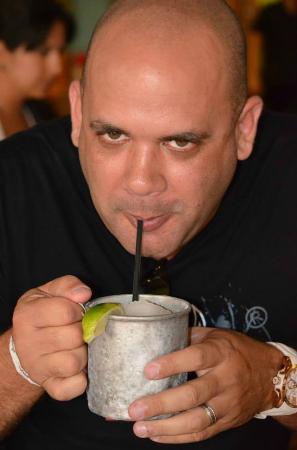Restaurante Raices: limonada