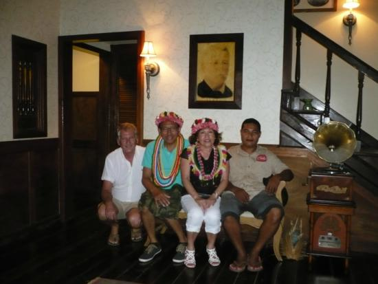 O'Keefe's Waterfront Inn: This photo was taken in the Hotel..