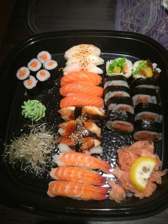 Umami Sushi : Yonkyo for 2 persons tonite :)