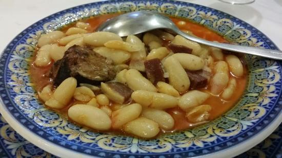 Bar Restaurante El Horreo: Que buena la fabada