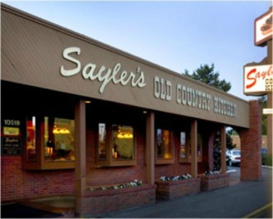Sayler S Old Country Kitchen Front View 1
