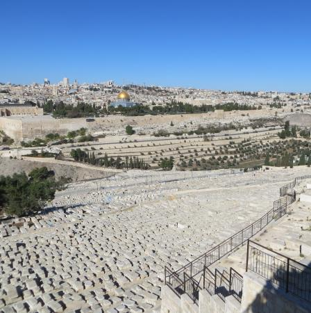 Holy Land Private Tours: Jerusalem from the Mount of Olives