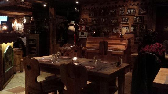 Le Moulin de Lily : Restaurant