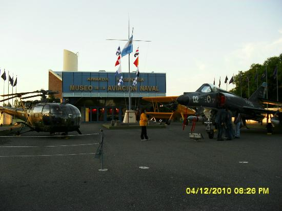 Museo De La Aviacion Naval