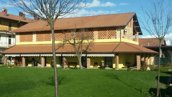 Cressa, Italy: L'agriturismo