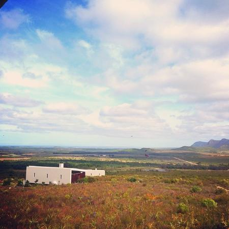 Farm 215 Nature Retreat & Fynbos Reserve: View from first Chalet