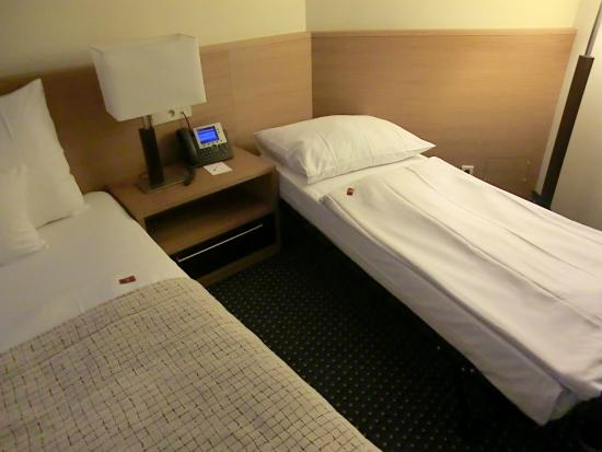 Clarion Congress Hotel Prague : Zustellbett