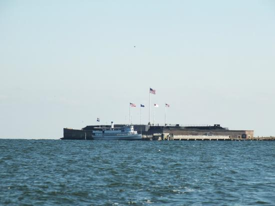 Ocean Sailing Academy : Ft Sumter