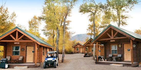 Pine Creek Cabins Resort Marysvale Utah Campground Reviews Photos Rate Comparison Tripadvisor