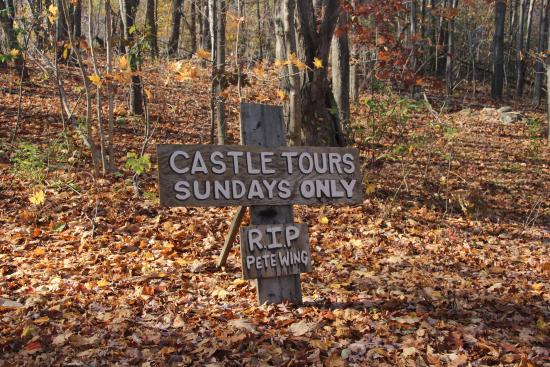 Wing Castle - Sunday Tours Only