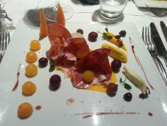 Terroirs: Jambon Belota superbement présenté
