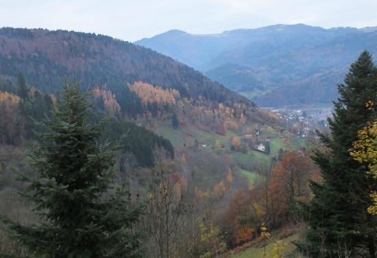 Auberge du Mehrbachel : Matinée.