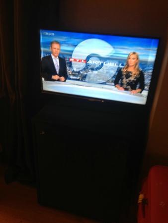 Gallery Hotel : TV 3 canali RAI