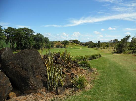Heritage Golf Club : Schöne Aussichten auf der Bahn 6