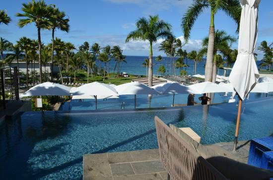 Cabanas By Pool Picture Of Andaz Maui At Wailea Resort