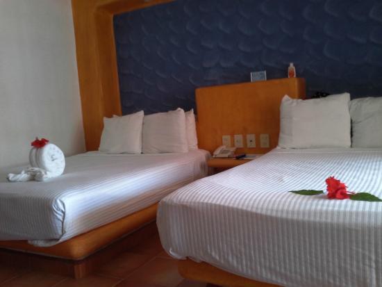 Villa Mexicana Hotel: Room 1410
