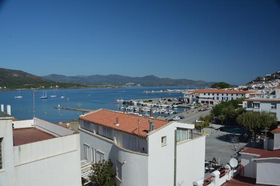 Hotel Spa Porto Cristo : View from room