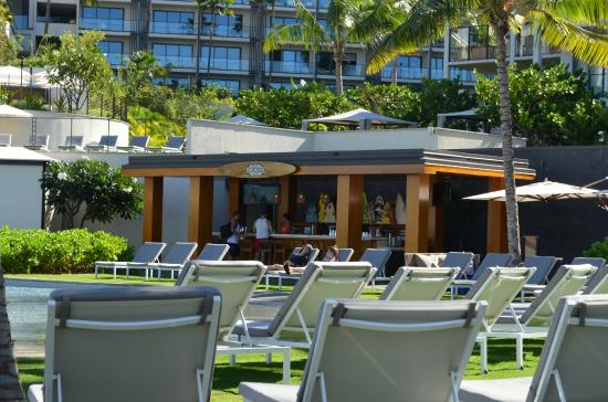 Andaz Maui At Wailea Resort Bye Beach Bar Near The Lower Pool Which Is Also