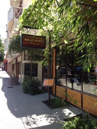 Brillat Savarin : Streetview