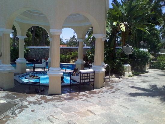 Grand Isla Navidad Resort : jacuzzi