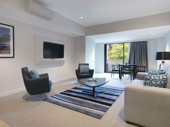 Stylish Apartments Picture Of Wyndham Hotel Melbourne Melbourne Tripadvisor