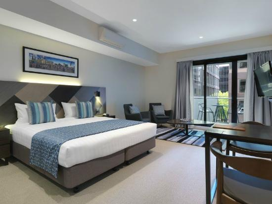 Stylish Apartments Picture Of Wyndham Hotel Melbourne