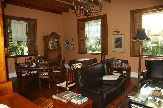 Fairview Historic Homestead: Inn interior