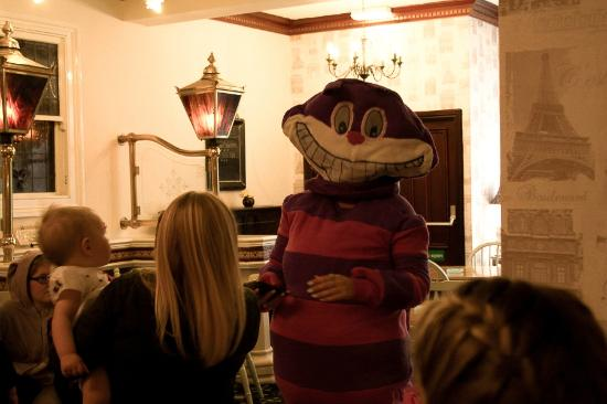 The Old Vestry Tearooms: We're all mad here