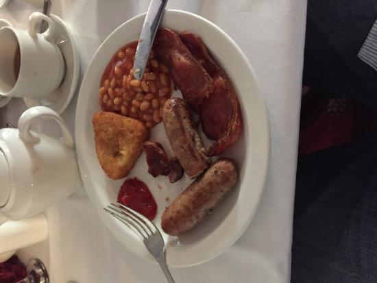 Old Well Restaurant: Howfield Manor Hotel Breakfast