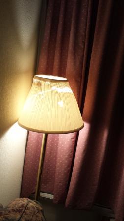 Howard Johnson St. Augustine/ I-95: Lamp