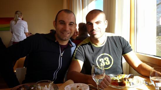 Restaurant Raten : Me and Simone