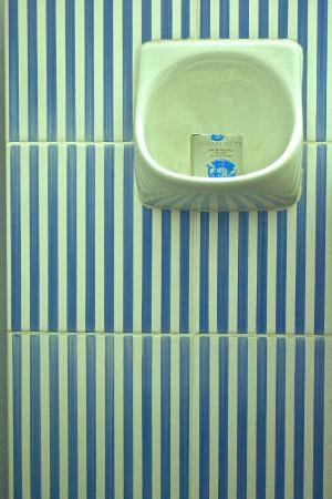 Summit Hotel: bathroom