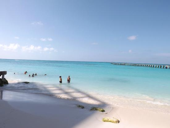 Playa Caracol.