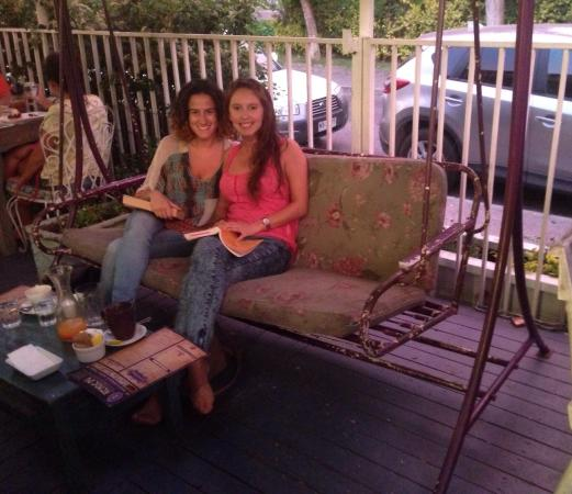 Cafe Rendebu: Café rendebu un domingo en la tarde