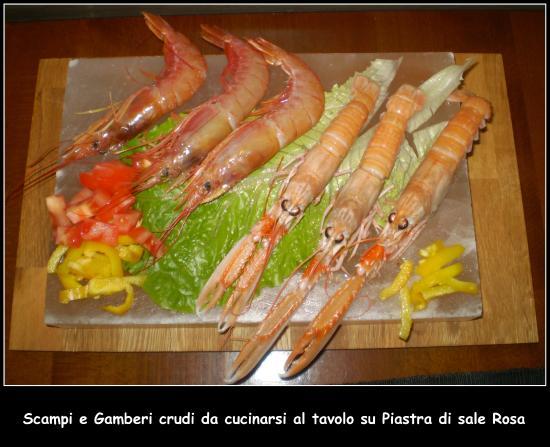 ristorante ristorante la pietra in genova con cucina