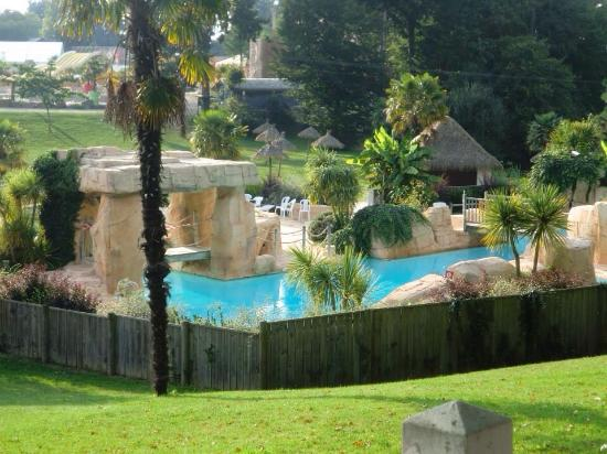 Les Ormes, Domaine & Resort: Main outdoor pool was cute