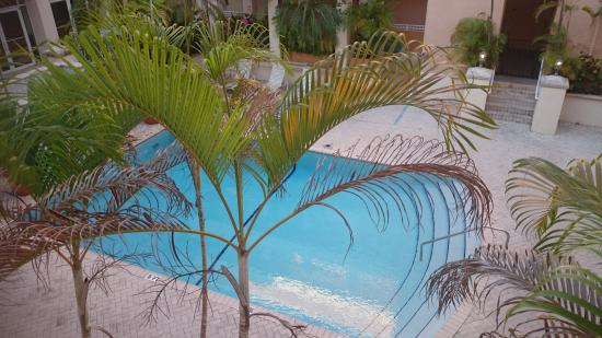 Rodeway Inn South Miami - Coral Gables: Pool area