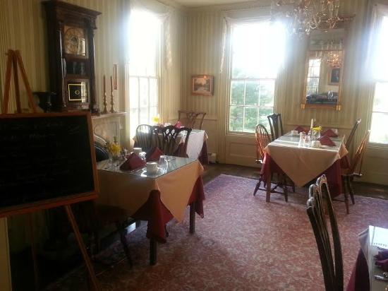 Inn at Stony Creek : Dining Area for Breakfast