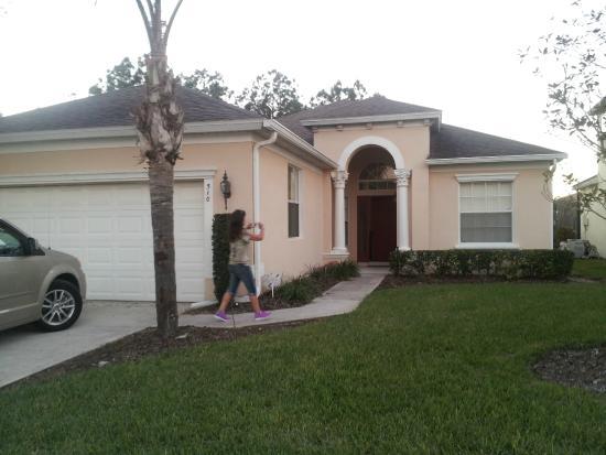 Sand Lake, FL: nuestra casa
