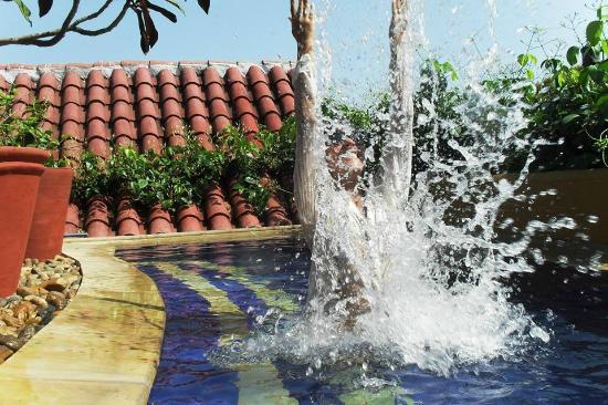 Casa El Carretero: Piscina