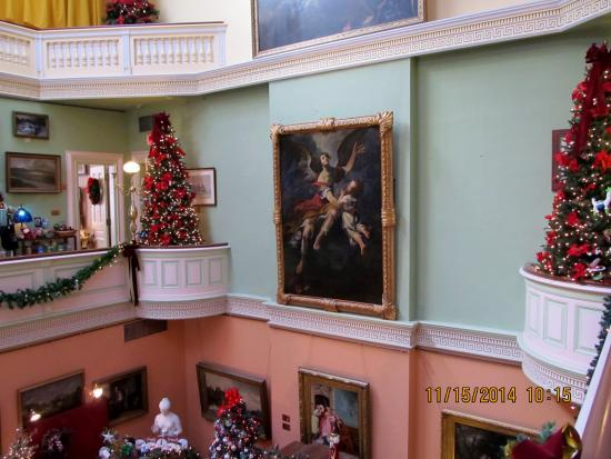 Annual holiday boutique event picture of lambert castle for Holiday boutique
