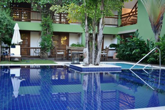 Hotel Pousada Refugio da Vila: Piscina da pousada