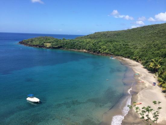 Ti Kaye Beach - Picture of Ti Kaye Resort & Spa, Anse Cochon ...