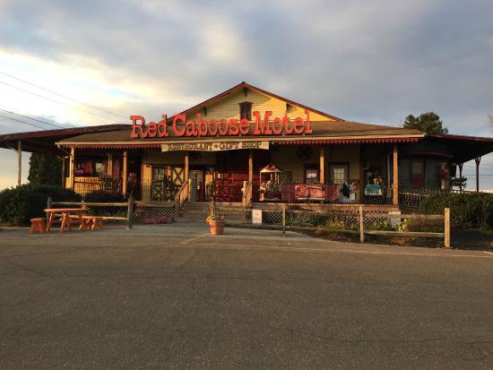 Caboose Motel Durango Co
