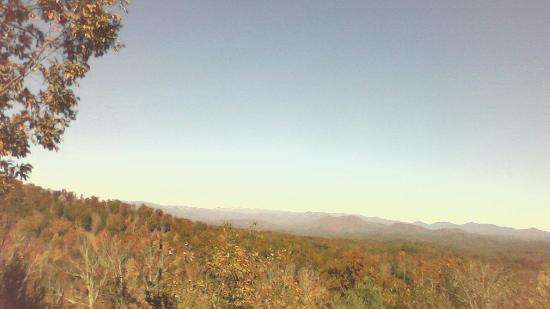 Ranger, GA: Nice view
