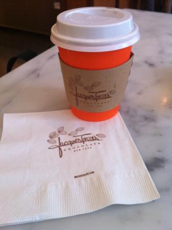 Jacques Torres Chocolate: Hot Chocolate
