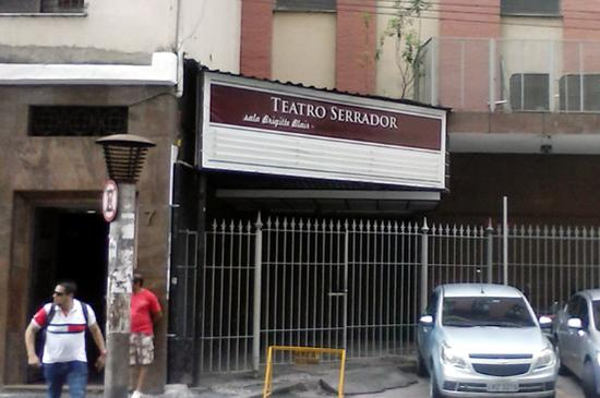 Serrador - Sala Brigitte Blair Theater