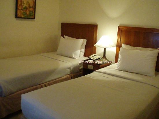Kamar Hotel Palm Banjarmasin